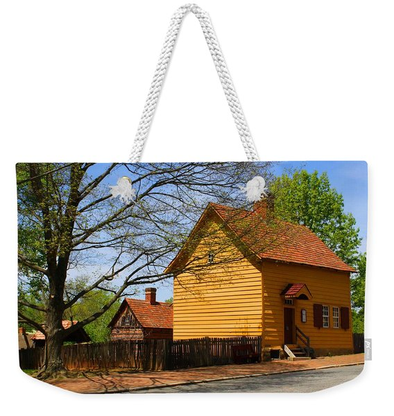 Old Salem Scene 4 Weekender Tote Bag