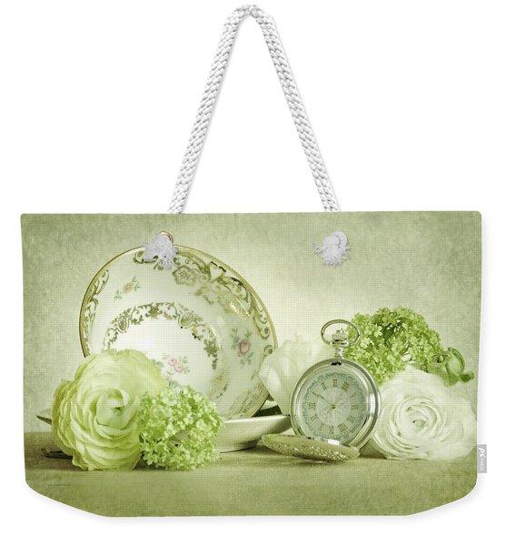 Old Spring Weekender Tote Bag