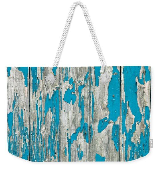 Old Wood Weekender Tote Bag