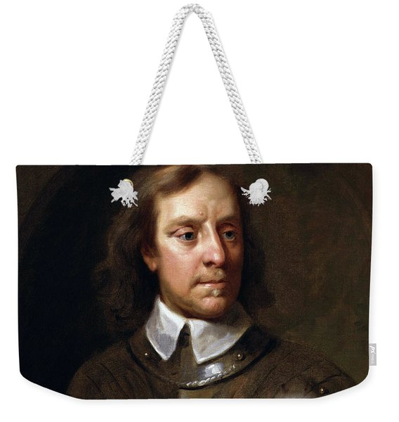 Oliver Cromwell Weekender Tote Bag