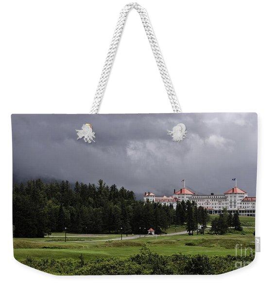 Omni Mt Washington Hotel Weekender Tote Bag
