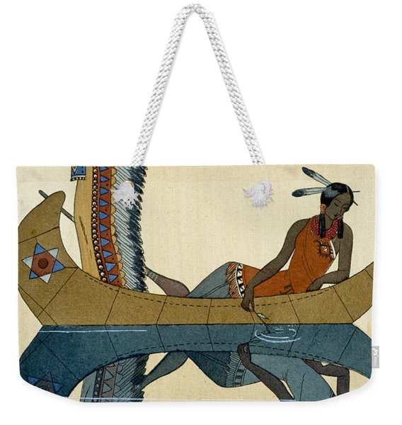 On The Missouri Weekender Tote Bag