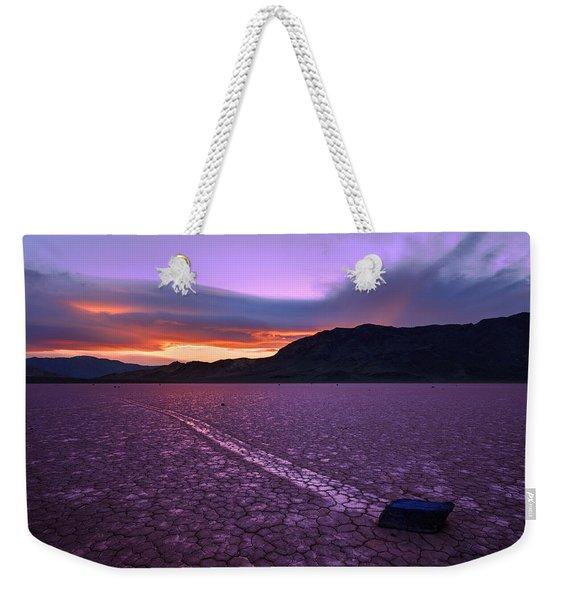 On The Playa Weekender Tote Bag