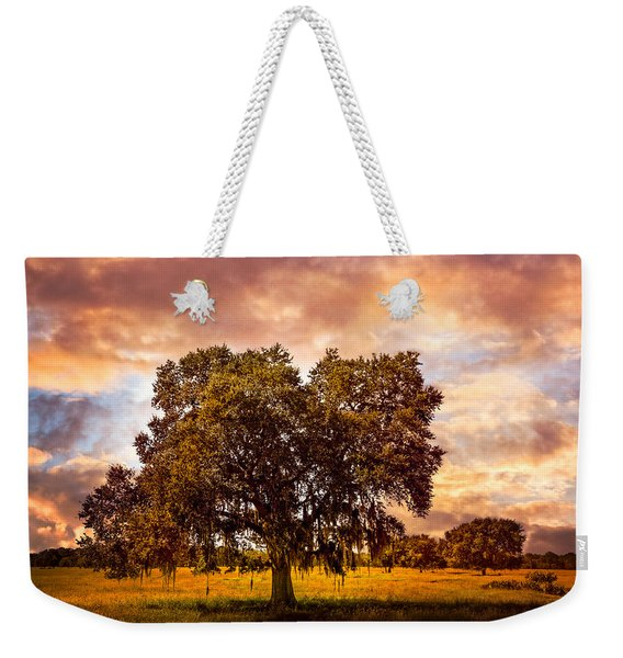 On The Prairie Weekender Tote Bag