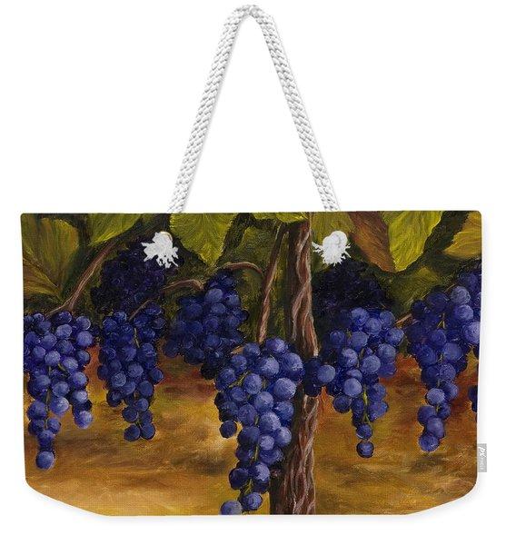 On The Vine Weekender Tote Bag