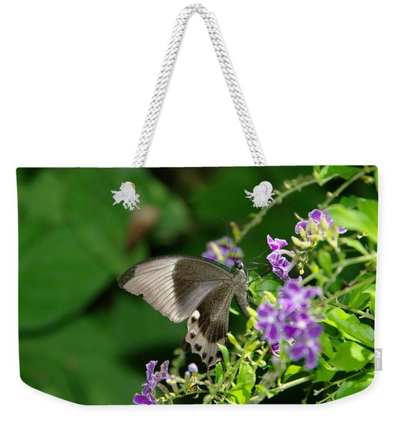One Butterfly Is All The Magic I Need Weekender Tote Bag