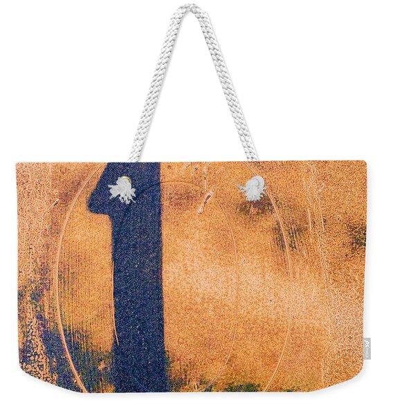 One In Zero Weekender Tote Bag