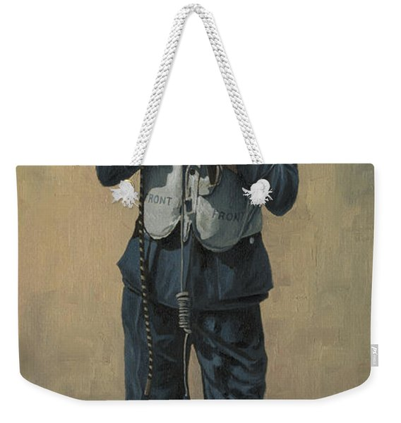 One Of The Few Weekender Tote Bag