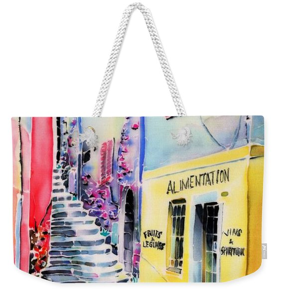 One Spring Day Weekender Tote Bag
