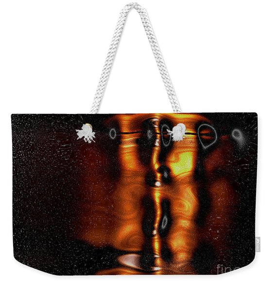 One With Shadows Weekender Tote Bag