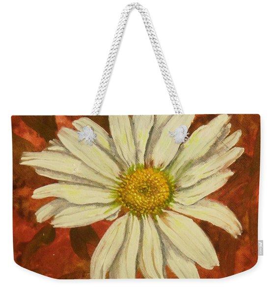 One Yorktown Daisy Weekender Tote Bag