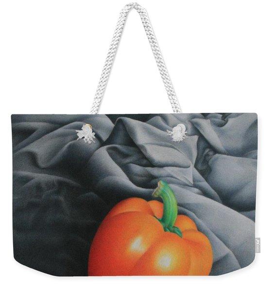 Only Orange Weekender Tote Bag