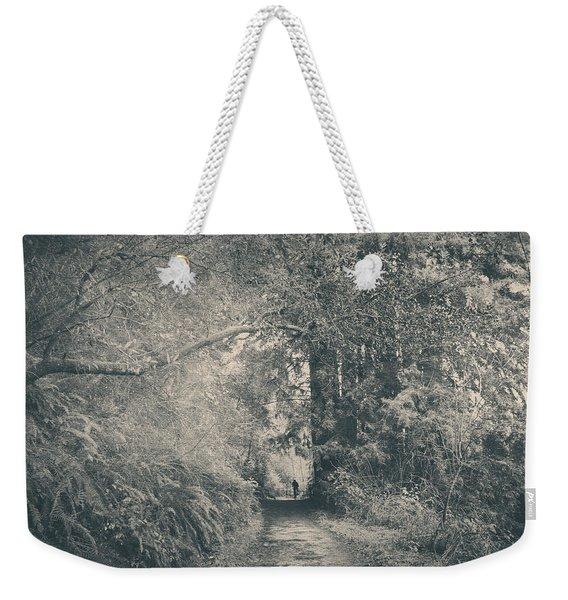 Only Peace Weekender Tote Bag