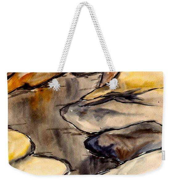 Only Rocks Weekender Tote Bag