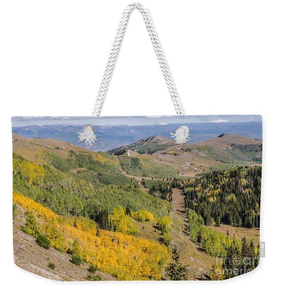 Only The Beginning Weekender Tote Bag