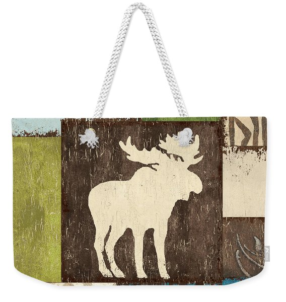 Open Season 1 Weekender Tote Bag