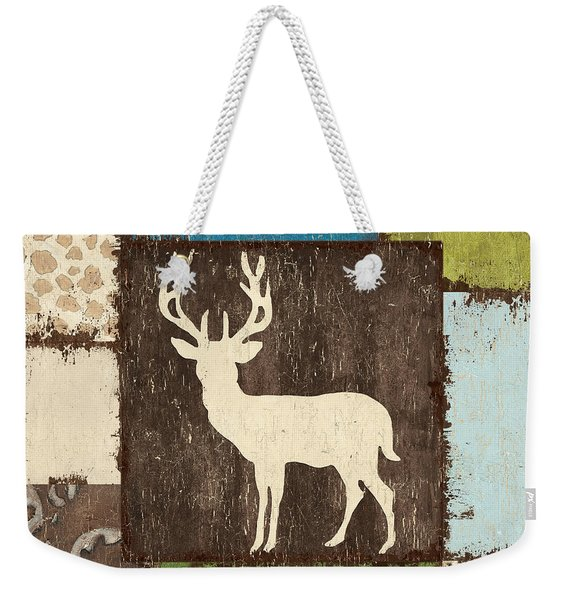 Open Season 2 Weekender Tote Bag