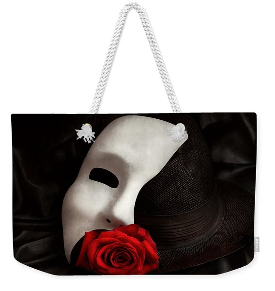 Opera - Mystery And The Opera Weekender Tote Bag