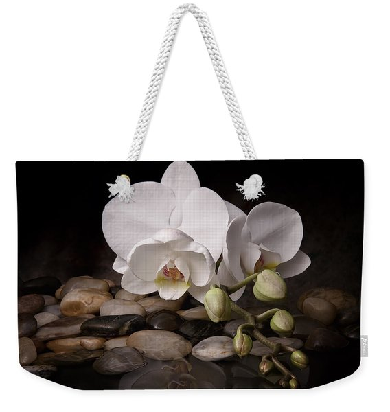 Orchid - Sensuous Virtue Weekender Tote Bag
