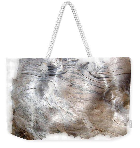Oregon Driftwood Weekender Tote Bag