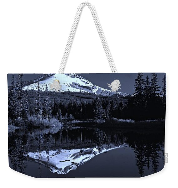 Oregon Mont Hood  Weekender Tote Bag