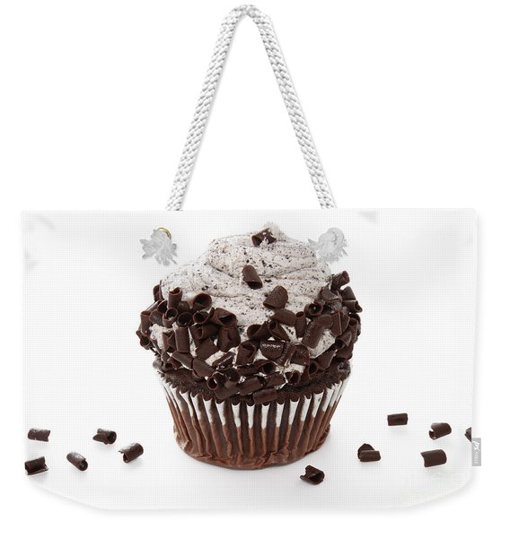 Oreo Cookie Cupcake Weekender Tote Bag