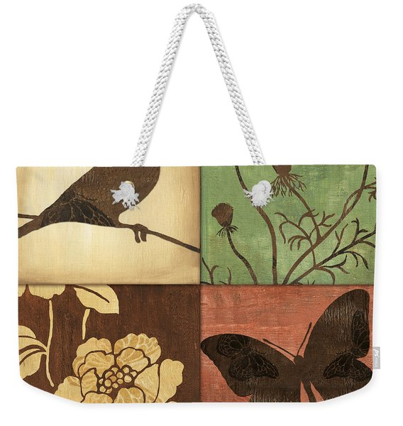 Organic Nature 1 Weekender Tote Bag