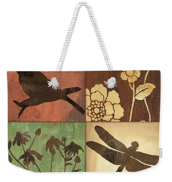 Organic Nature 2 Weekender Tote Bag