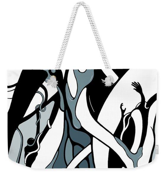 Origin Weekender Tote Bag