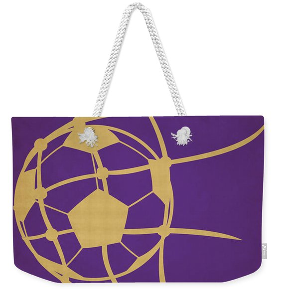 Orlando City Sc Goal Weekender Tote Bag