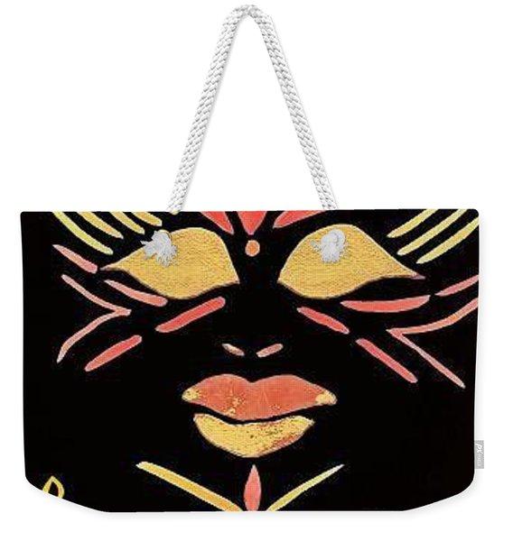 Oshun Weekender Tote Bag