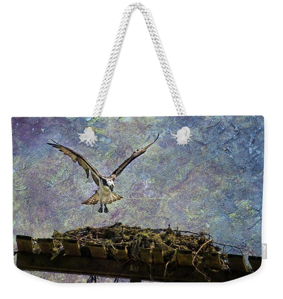 Osprey-coming Home Weekender Tote Bag