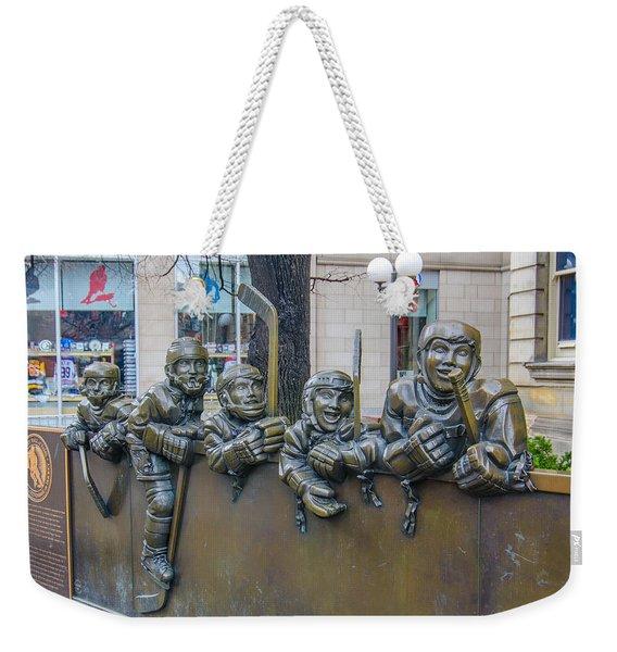 Our Game Weekender Tote Bag