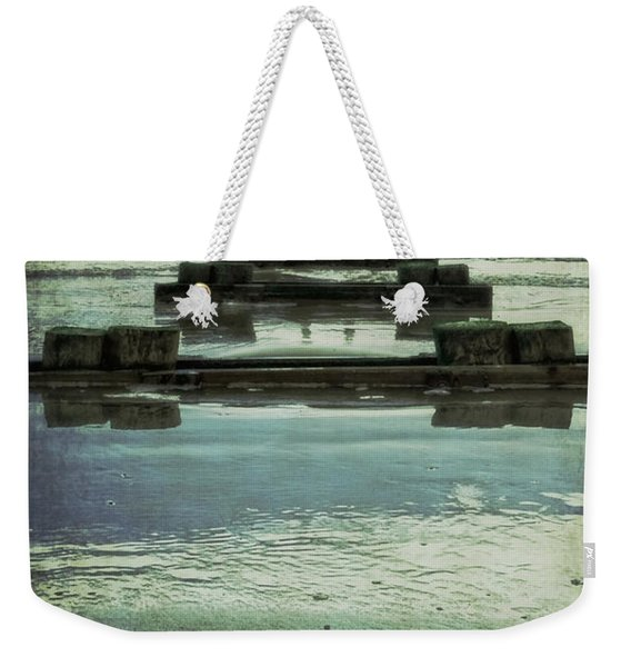 Out To Sea Weekender Tote Bag