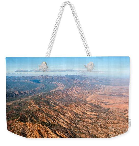 Outback Ranges Weekender Tote Bag