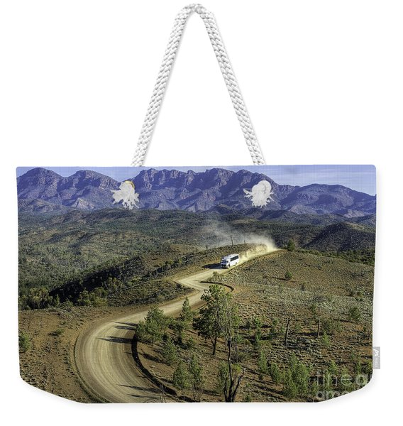 Outback Tour Weekender Tote Bag
