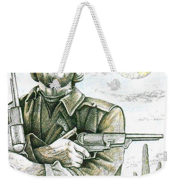 Outlaw Josey Wales Weekender Tote Bag