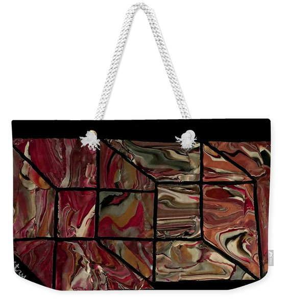 Outside The Box I Weekender Tote Bag