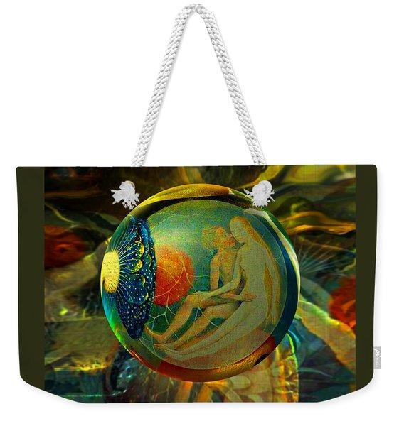 Ovule Of Eden  Weekender Tote Bag