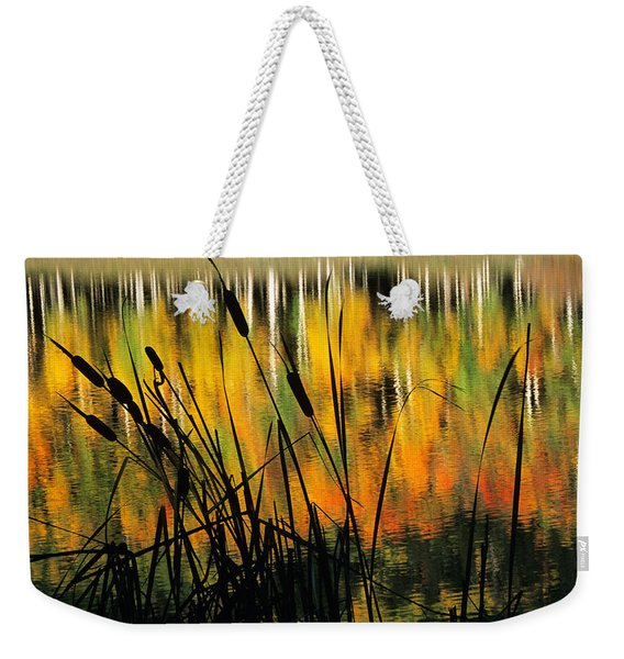 Owl Creek Pass Fall 3 Weekender Tote Bag