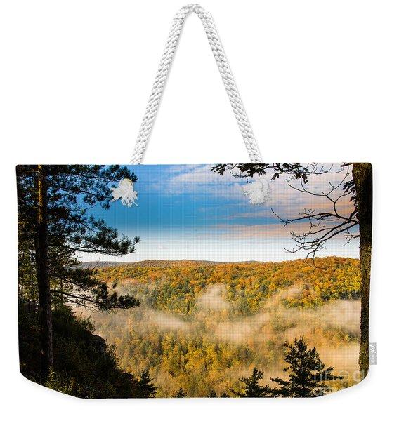 Pa Grand Canyon Weekender Tote Bag
