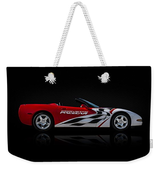 Pace Maker Weekender Tote Bag