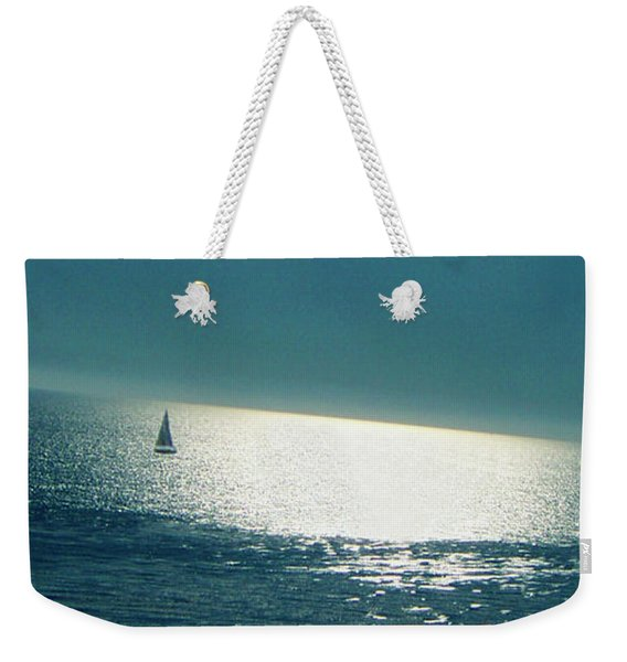 Pacific Weekender Tote Bag