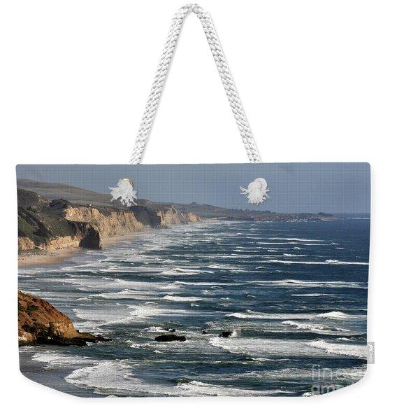 Pacific Coast - Image 001 Weekender Tote Bag