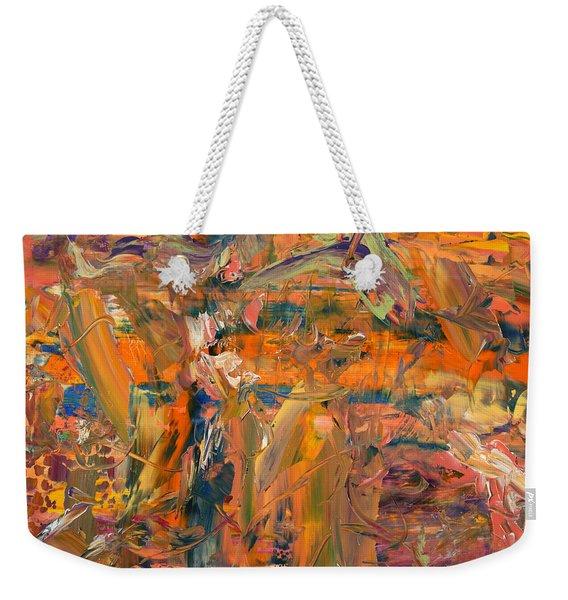 Paint Number 45 Weekender Tote Bag