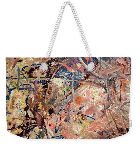 Paint Number 53 Weekender Tote Bag
