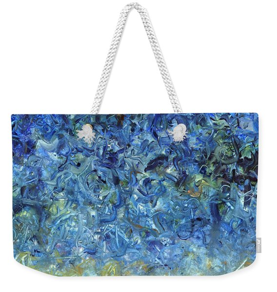 Paint Number 59 Weekender Tote Bag