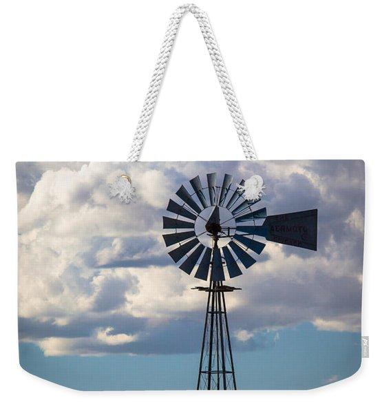 Palouse Windmill Weekender Tote Bag