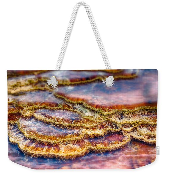 Pancakes Hot Springs Weekender Tote Bag
