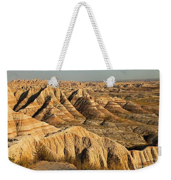 Panorama Point Badlands National Park Weekender Tote Bag